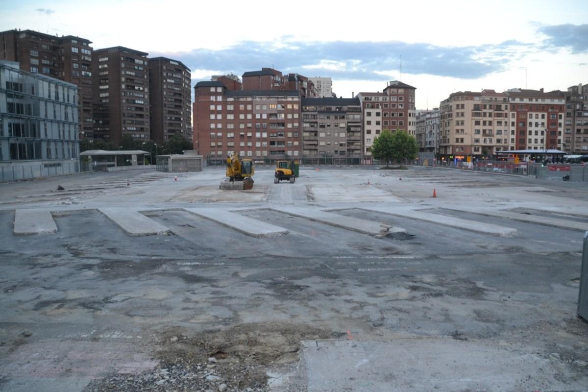 Arquitectos lamentan el derribo de la estaci n de grimshaw - Arquitectos en bilbao ...