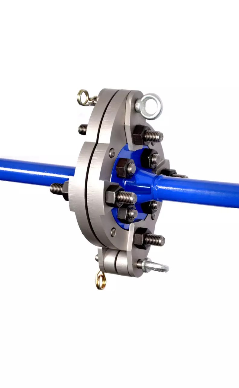 Hot Bolting Clamp 4