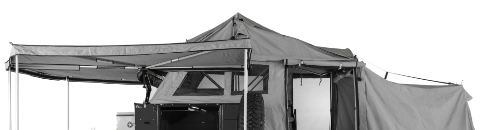 medium resolution of awning with gas assisted lift