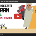 The Islamic State of Iran, like ISIS,  Just Much Bigger