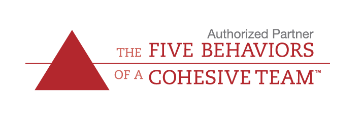 Five Behaviors of a Cohesive Team powered by Everything Disc