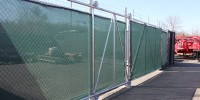 Patriot Fence Commercial Gate