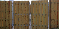 Patriot Fence -Commercial Wood