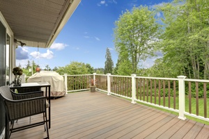 Deck Design - Patriot Fence Crafters