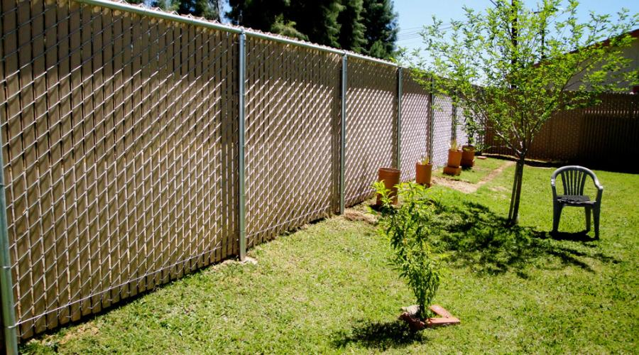 chain link fence benefits