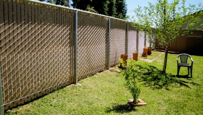 Chain Link Fence Benefits - Patriot Fence Crafters