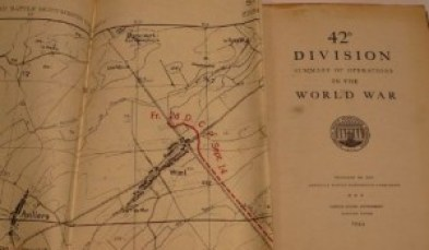 42nd Division Summary of Operations in the World War