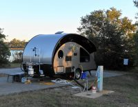 DIY Teardrop Trailer Better Than Any Bug Out Bag