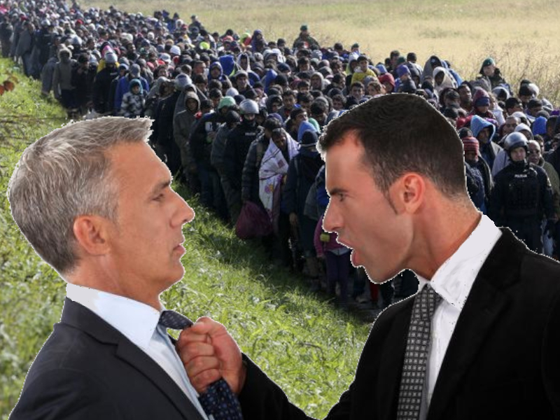 Flüchtlingsbürgen soll man würgen – nicht den Steuerzahler!