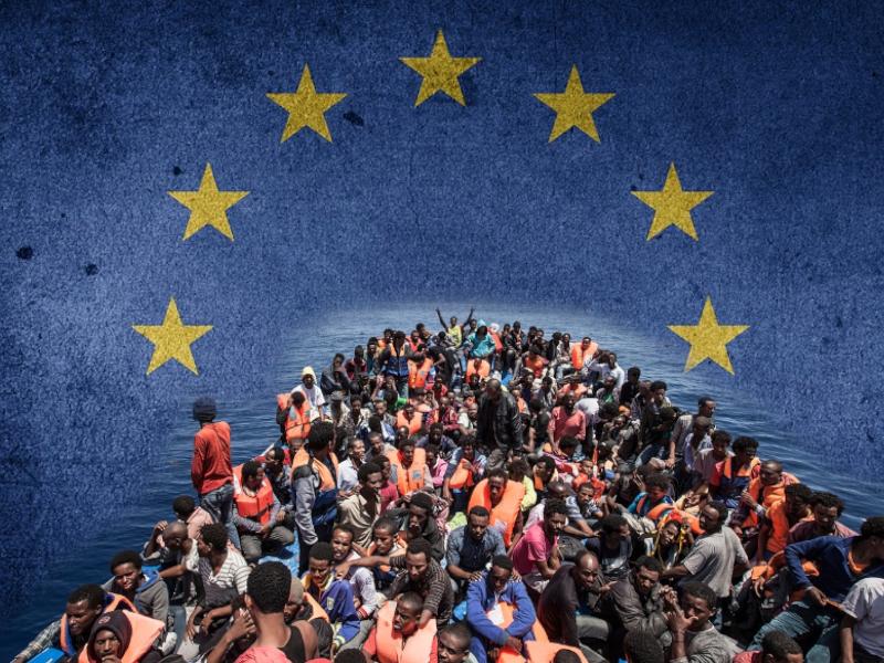 UN-Migrationspakt jetzt doch für alle EU-Länder verbindlich? – Nicht mit uns!