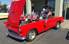 Red_American_Flag_Car