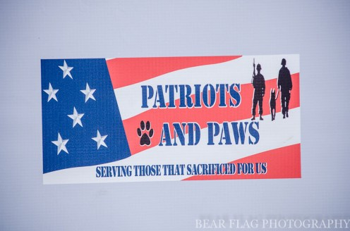 Bear Flag - Patriots & Paws-1