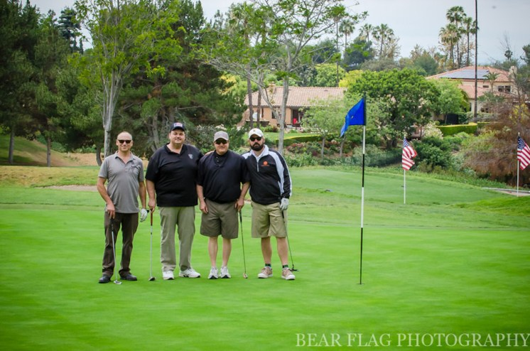 Bear Flag - Patriots & Paws-149