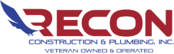 Recon Construction and Plumbing - Veteran Owned and Operated