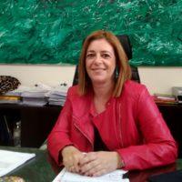 H αντιδήμαρχος Μαρία Καναβάκη