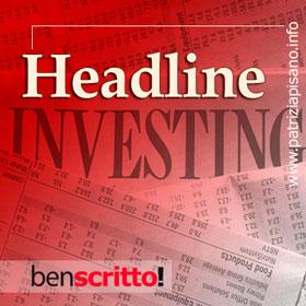 Headline - Patrizia Pisano