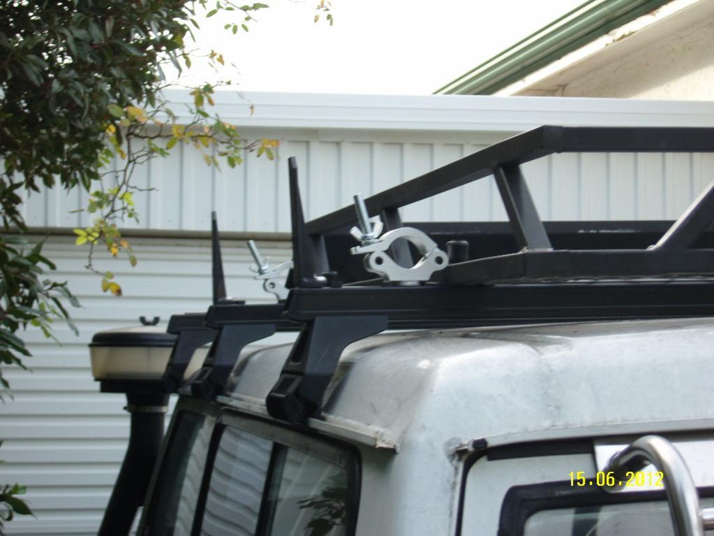 cheap shovel holder patrol 4x4