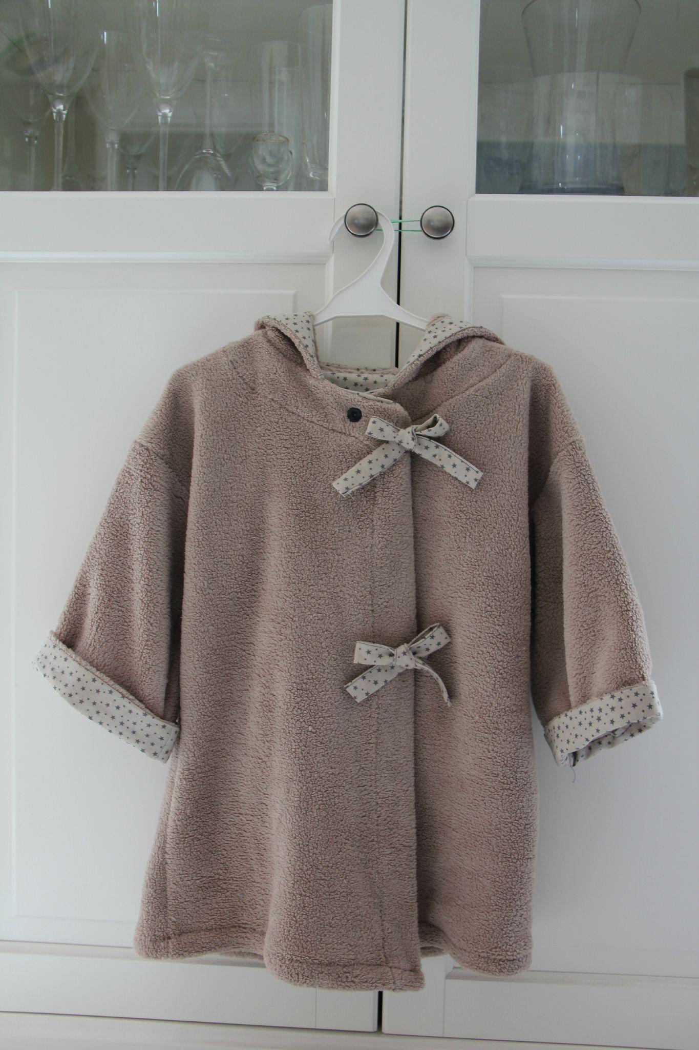 modle couture robe de chambre 13