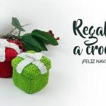 Cajitas de regalo para Navidad
