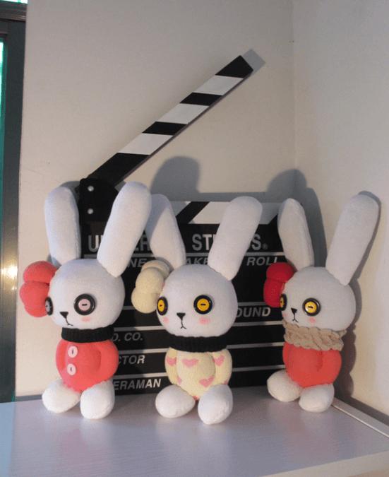 conejo con calcetines 7