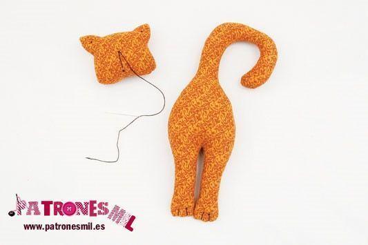 gatos de tela 5