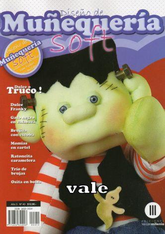 muñequeria soft-dulce franky - revista soft