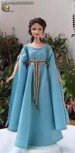 Vestidos Para Muñecas Patrones Gratis