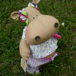 Hipopótama coqueta