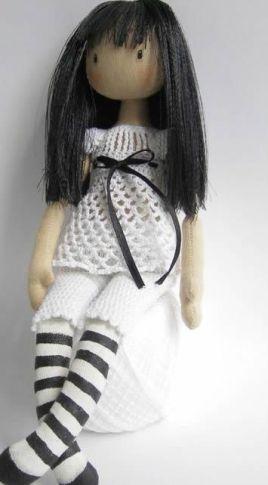 gorjuss muñeca