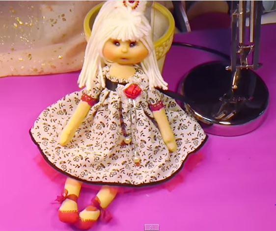muñeca con carita soft tutorial completo