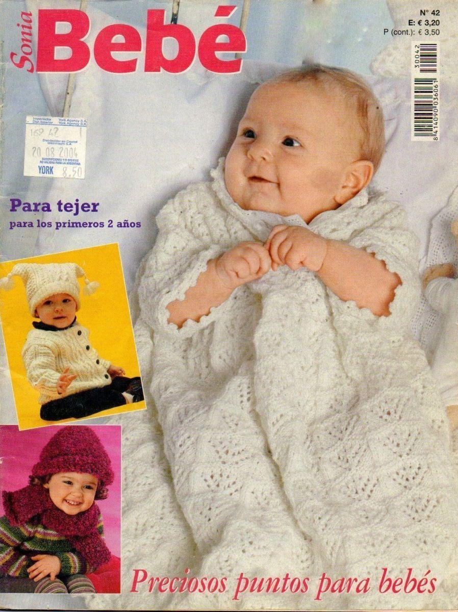 Ropa de bebé revista completa