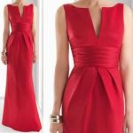 vestido de fiesta Tulipa