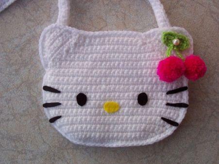 bolso de hello kitty