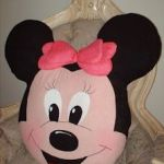 Cojin minnie mouse
