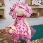 Patrones y tutorial para hacer la Muñeca Julia en tela