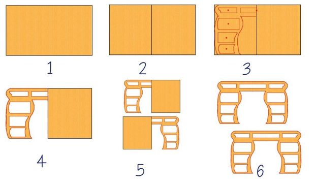 armario de carton 2