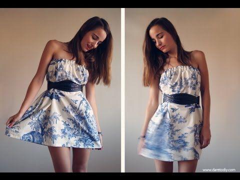 el vestido mas facil del mundo