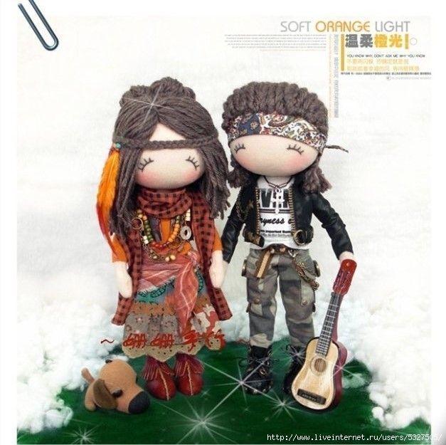 muñecos adolescentes 3