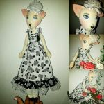 Muñeca gatita Yuka