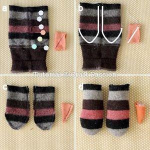 pinguino calcetin 9