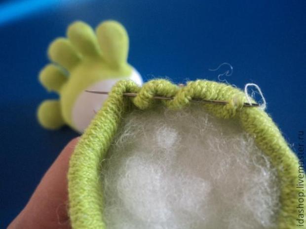 gusanito calcetin 4
