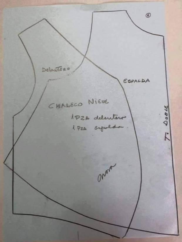 patron muneco papa noel tela (6)