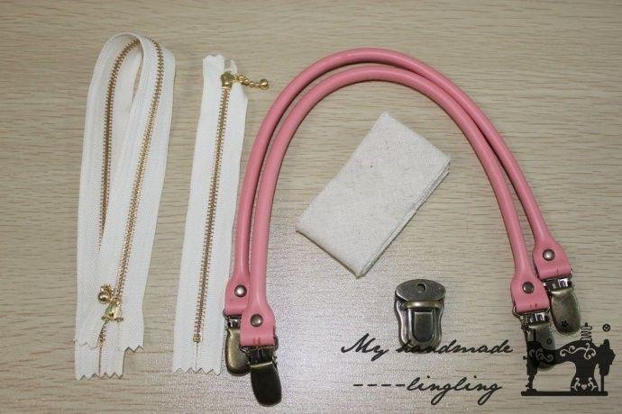 bolso rosa 1