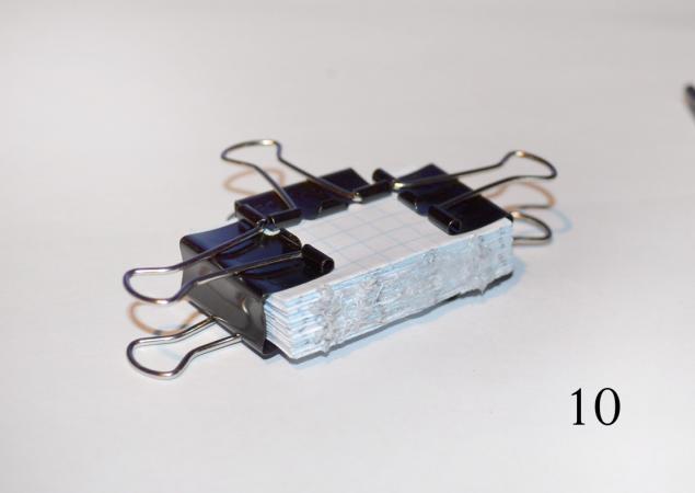Mini Block colgante 10