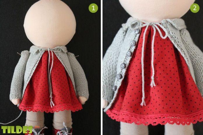 chaqueta de la muñeca 2