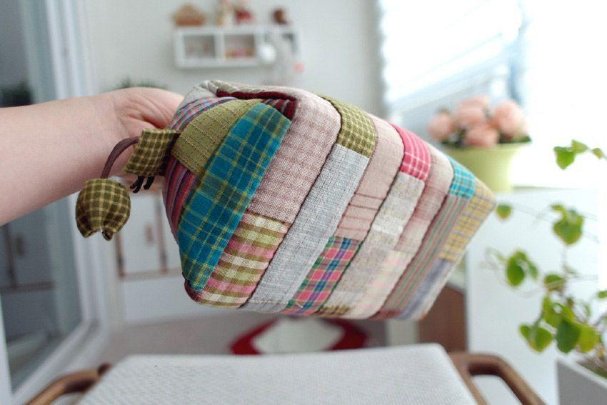 Diy para hacer un bolso patchwork patrones gratis - Telas para hacer bolsos ...