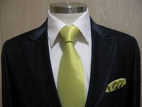 Como hacer corbatas patrones gratis for Pasos para hacer nudo de corbata