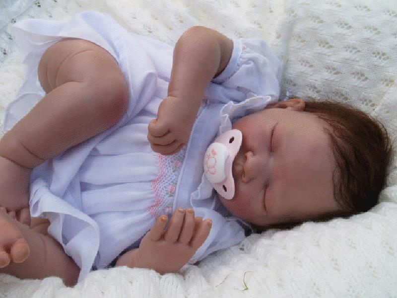 Como hacer un muñeco Reborn - Patrones gratis