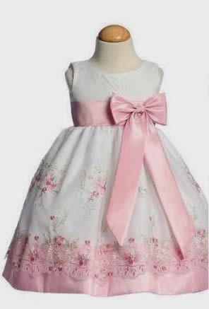 Patrón De Vestido De Niña Patrones Gratis