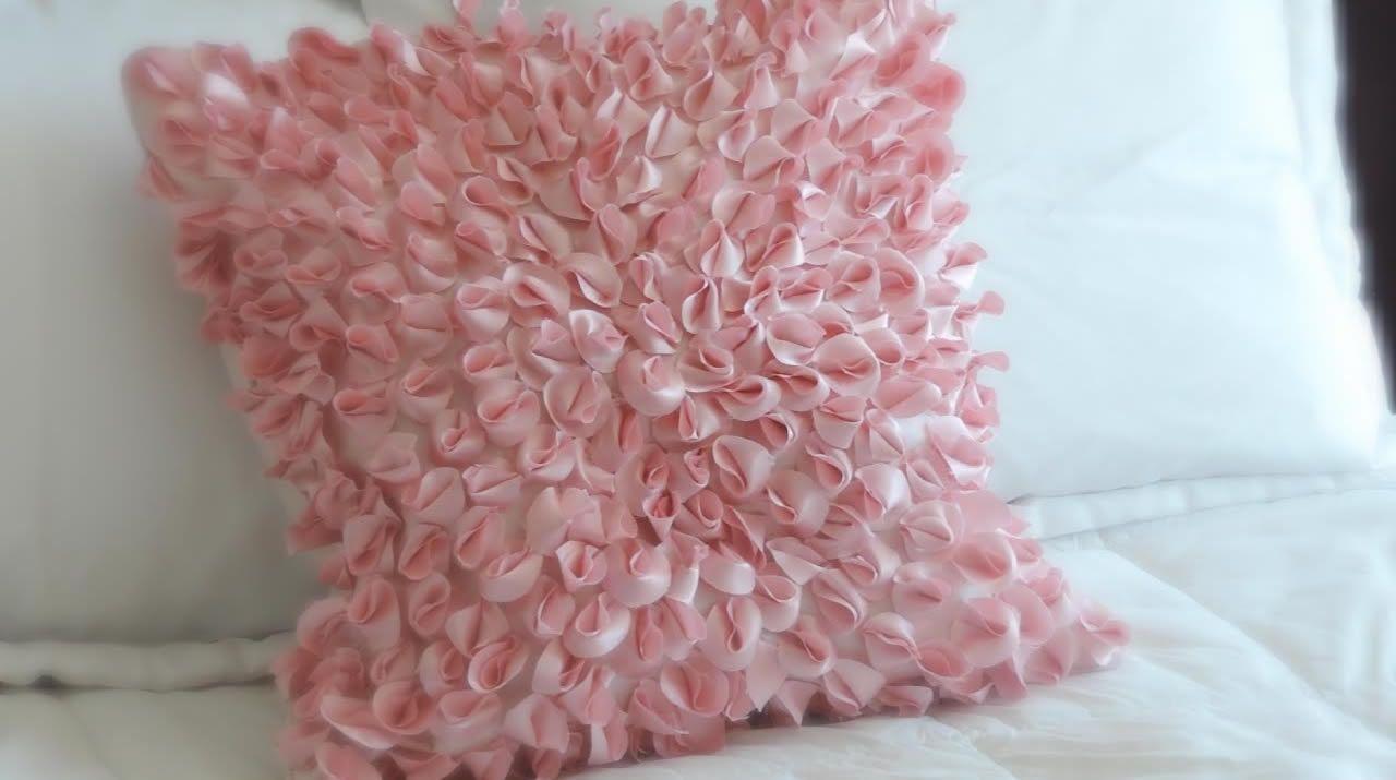 Como hacer cojines decorativos patrones gratis - Como hacer almohadones ...